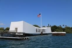 USS Arizona Memorial, Pearl Harbour Hawaii