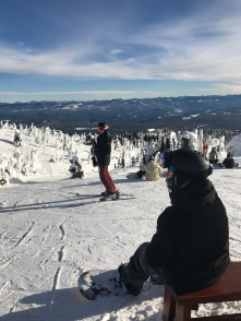 Big White Canada